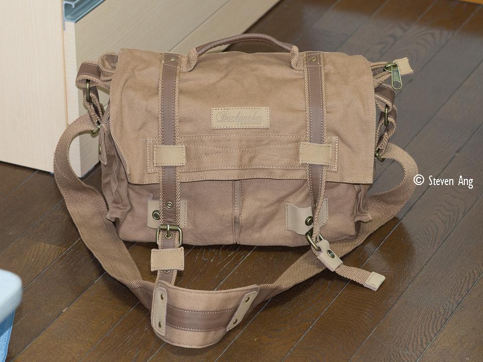 """BBK-3 bag """"camera bag"""" """"shoulder bag"""" canvas"""