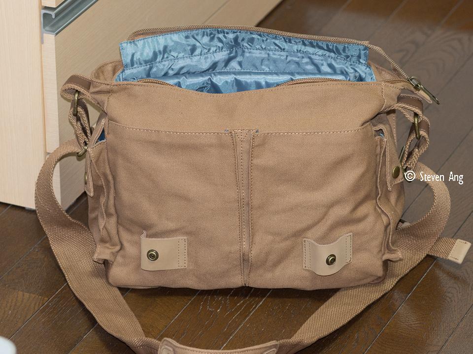 """BBK bag """"camera bag"""" m43 """"shoulder bag"""""""